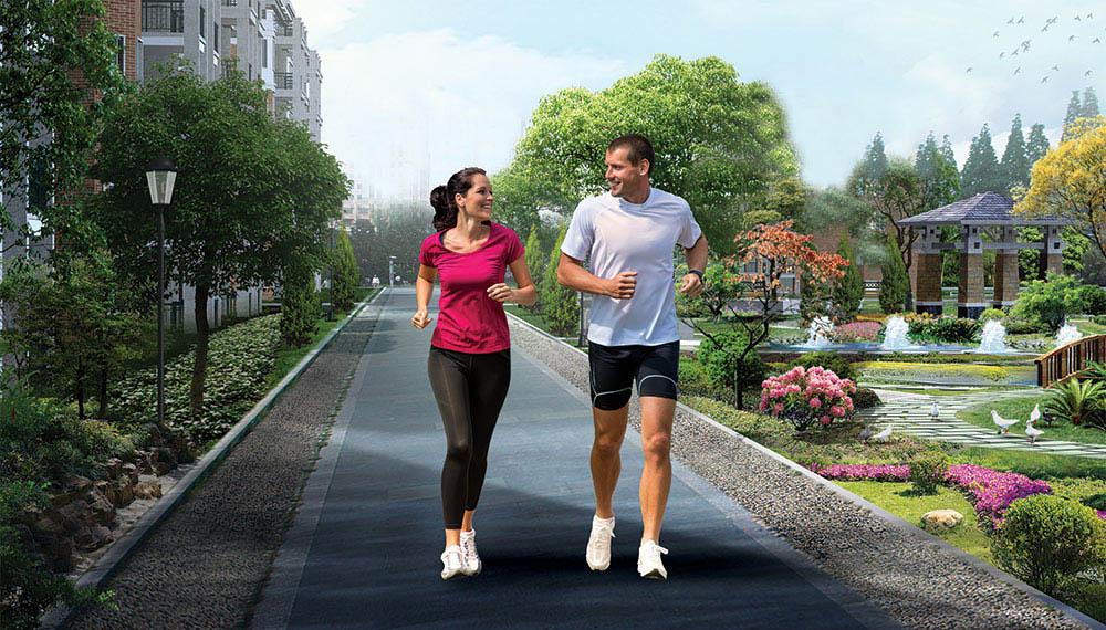 yuk menjajal jogging track di jakarta